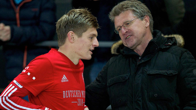"""Roland Kroos: """"Es kann nur aufwärts gehen"""" :: DFB ..."""