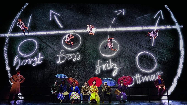 Vergünstigte Tickets Für Das Musical Das Wunder Von Bern Dfb