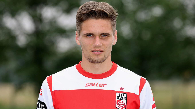 U 20-Nationalspieler Felix Lohkemper vom VfB nach ...