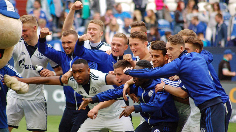 A Jugend Bundesliga Halbfinale