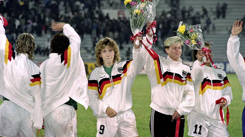 Frauen Wm 1991