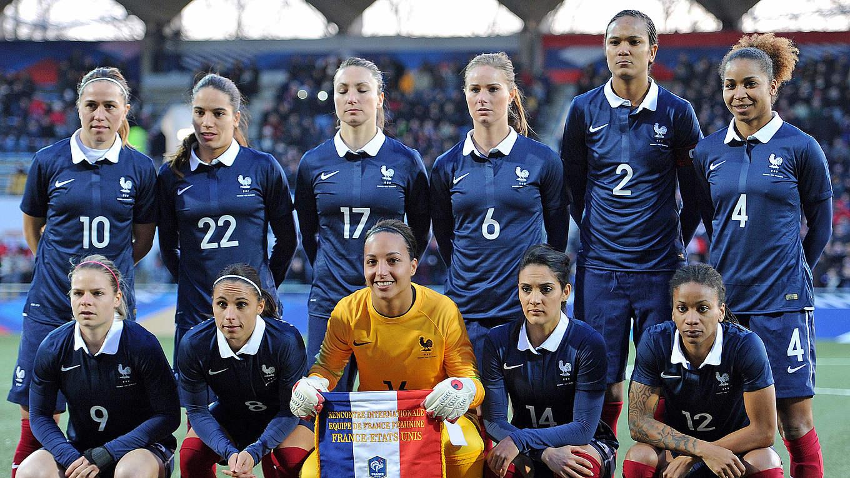 Kader Französische Nationalmannschaft