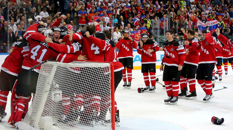 Kanada Eishockey Team