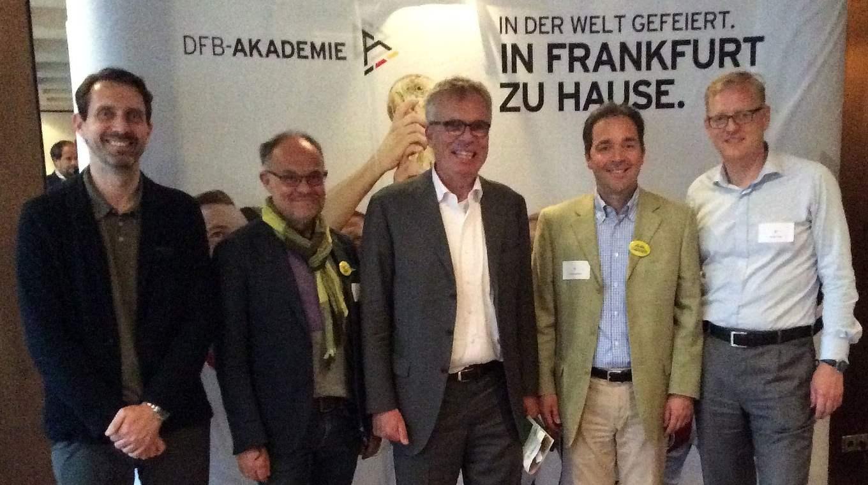 akademie frankfurter verein setzt sich ein dfb deutscher fu ball bund e v. Black Bedroom Furniture Sets. Home Design Ideas