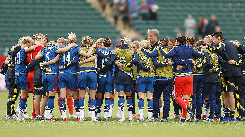Schweden Frauen Nationalmannschaft