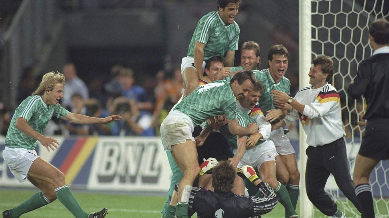 Die Besten Bilder Der Wm 1990 Dfb Deutscher Fussball