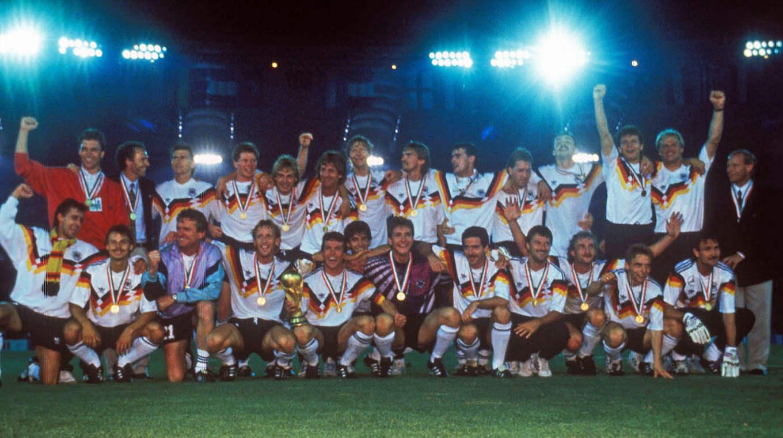 Wm 1990 Deutschland