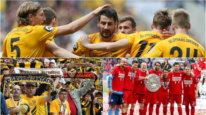 Bayern Gegen Dynamo