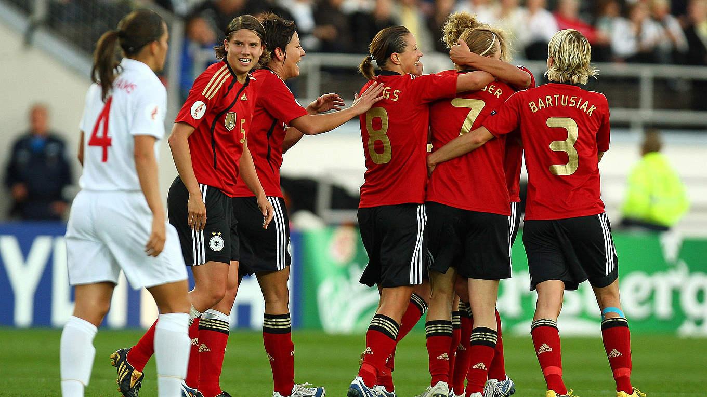 Deutschland England Bilanz
