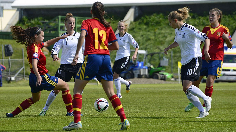 U17 Deutschland Spanien