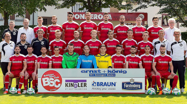 Bahlinger Sc Erfolgsstress Macht Spaß Dfb Deutscher Fußball