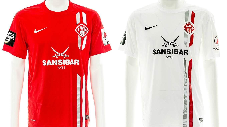 3. Liga 2015/2016: Die Trikots der 20 Teams :: DFB ...