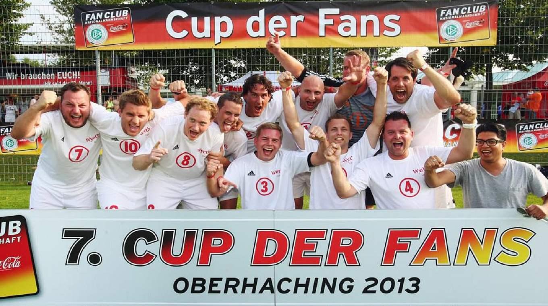Verruckter Cup Der Fans Hitzeschlacht Hector Und