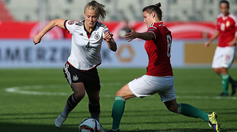 frauenfußball deutschland ungarn