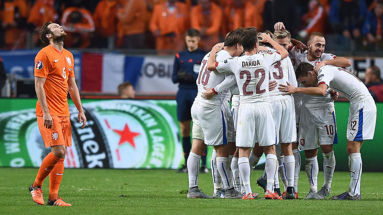 Holland Tschechien