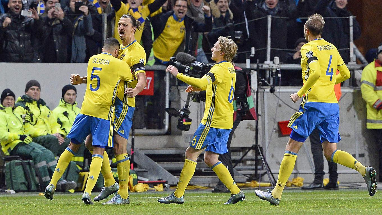 Tor Schweden Frankreich