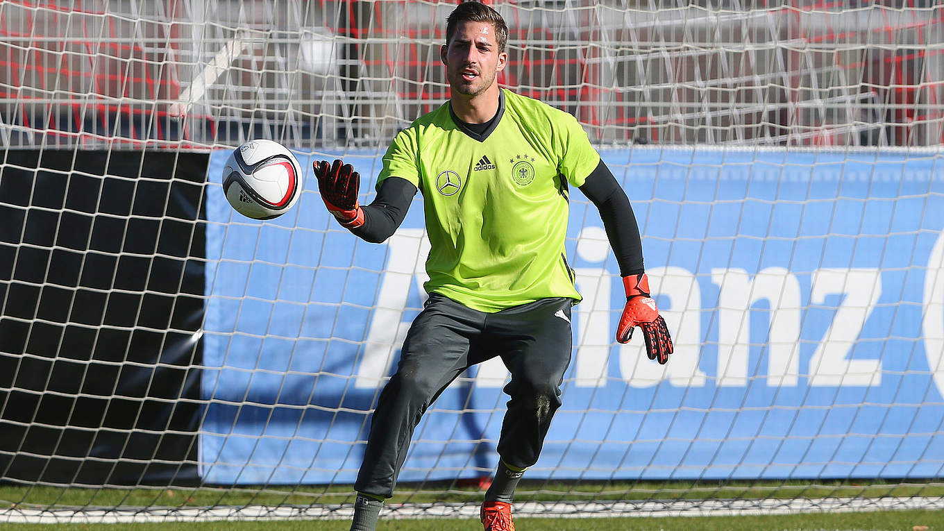 Image result for Kevin Trapp with national team