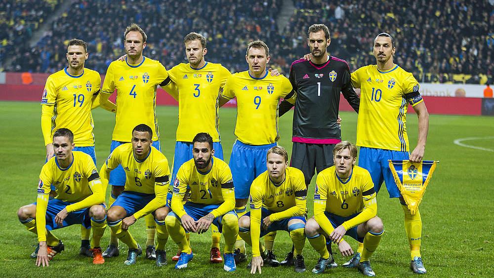 Schweden Spieler