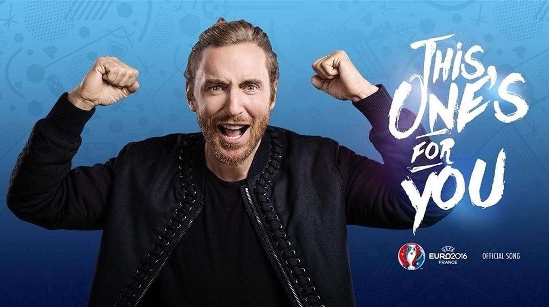 Em 2016 Star Dj Guetta Will Eine Million Background Sänger Dfb