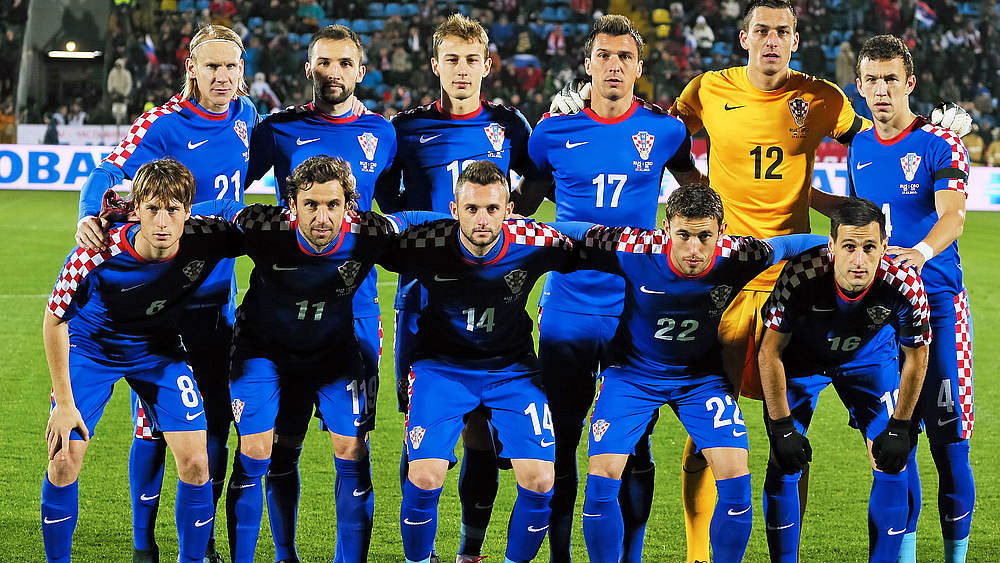 Kroatien Team