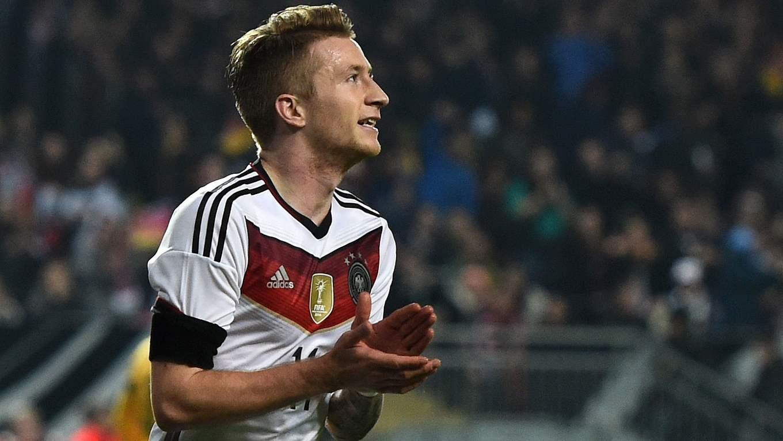 "Marco Reus sets EURO 2016 goal ""At least the semi finals"" DFB"