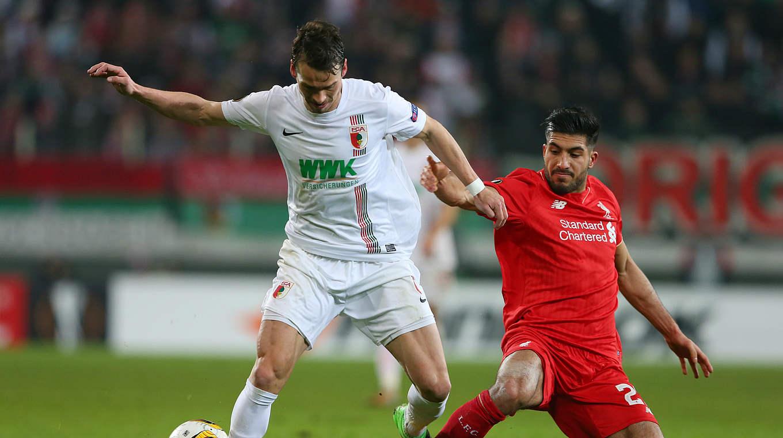 Augsburg Gegen Liverpool
