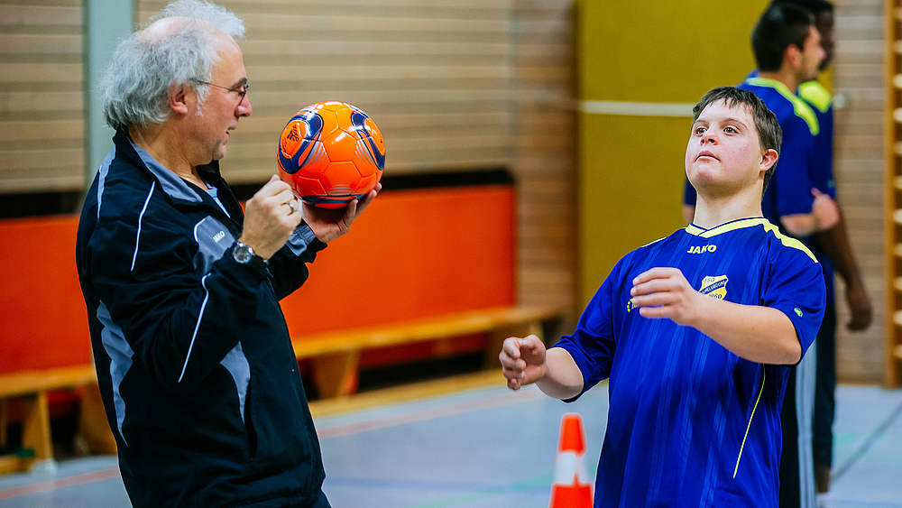 Handicap Fußball