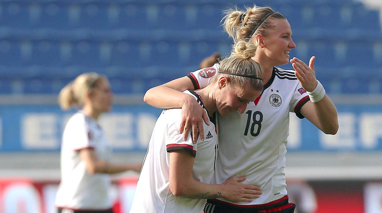 frauenfußball deutschland türkei