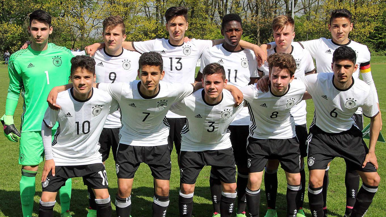 U 15 Junioren Manner Nationalmannschaften Mannschaften