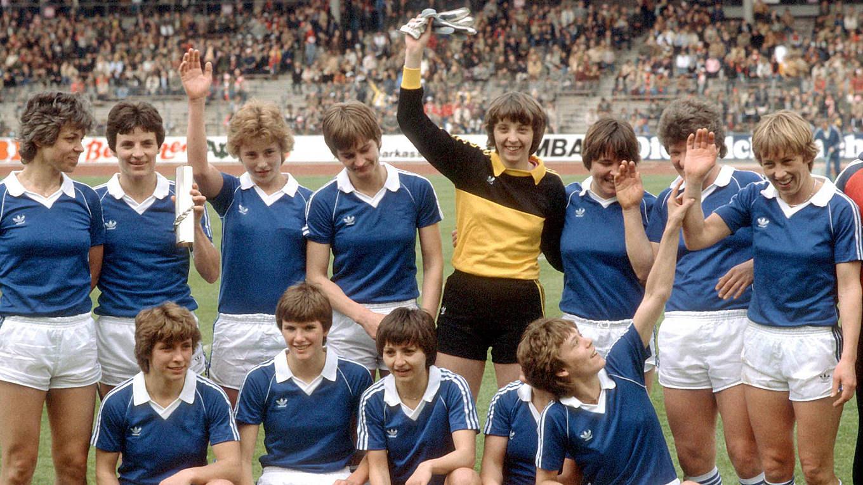 Gladbach Pokalsieger