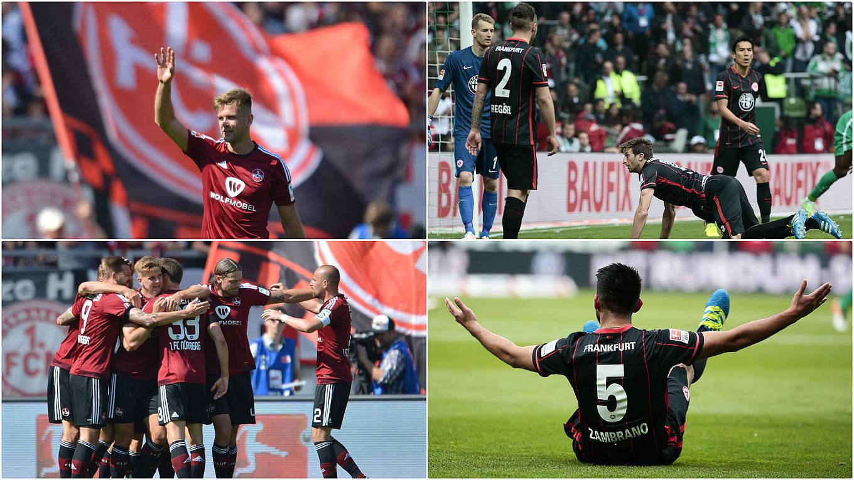 Eintracht Frankfurt Gegen Nürnberg