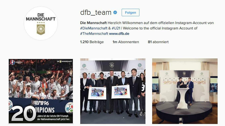 Dfb Team Instagram