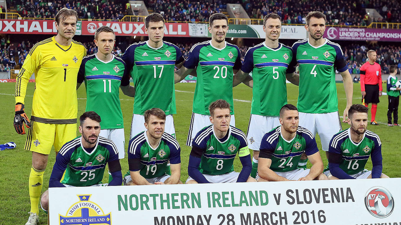 nordirland em 2019 kader