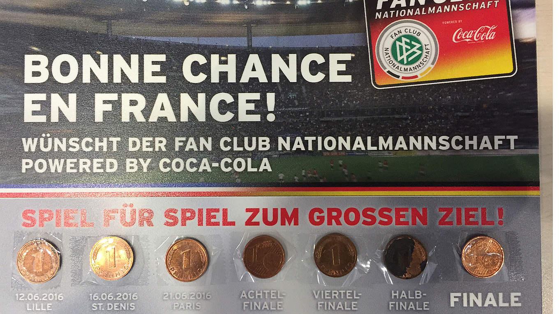 Sieben Glücksmünzen Für Die Mannschaft Dfb Deutscher Fußball