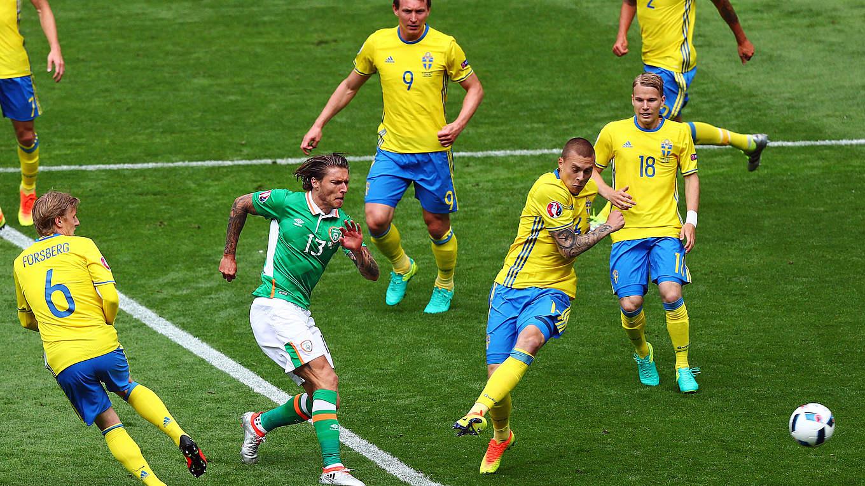 Schweden Irland Live
