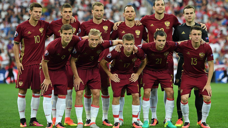 Russische Nationalmannschaft