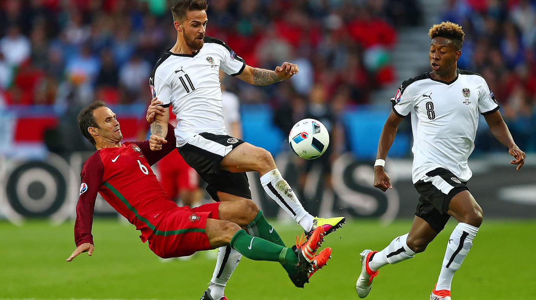 fussball österreich portugal