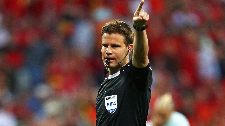 Schiedsrichter Polen Portugal