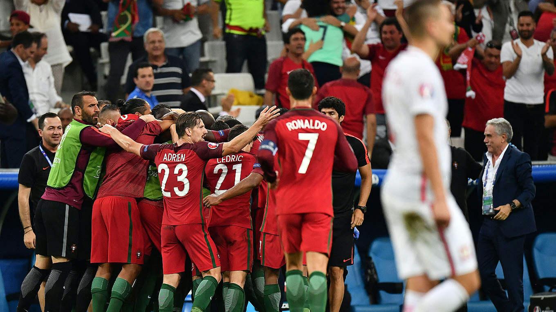 ElfmeterschieГџen Polen Portugal