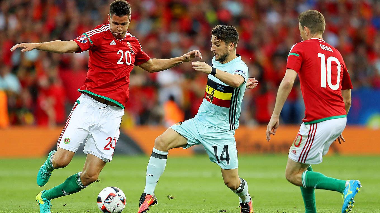 Belgien Ungarn