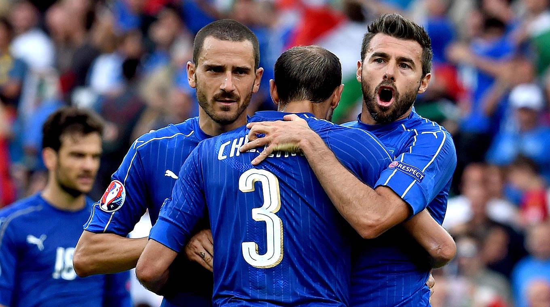 italien gruppensieger