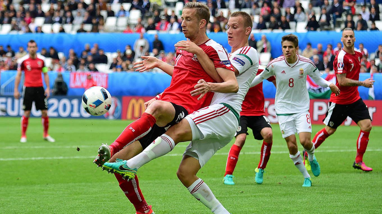 Г¶sterreich Gegen Ungarn Em