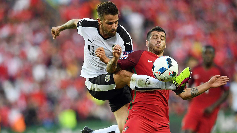 österreich Gegen Portugal