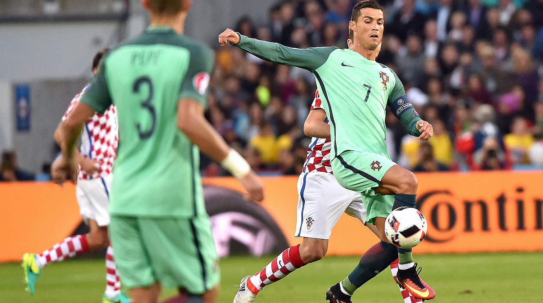 Spiel Kroatien Portugal