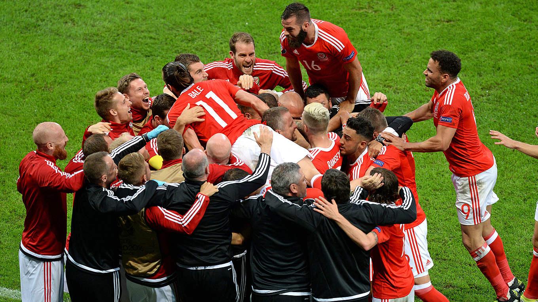 Halbfinale Wales