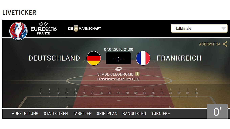 dfb deutschland frankreich