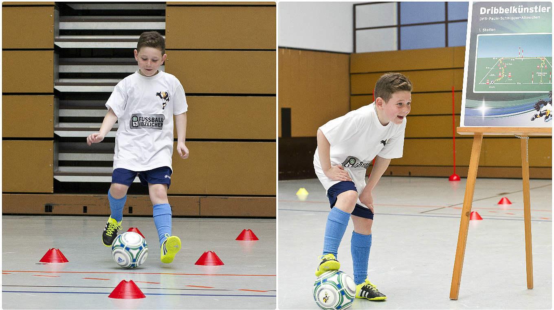 Das Dfb Fussball Abzeichen Dfb Deutscher Fussball Bund E V