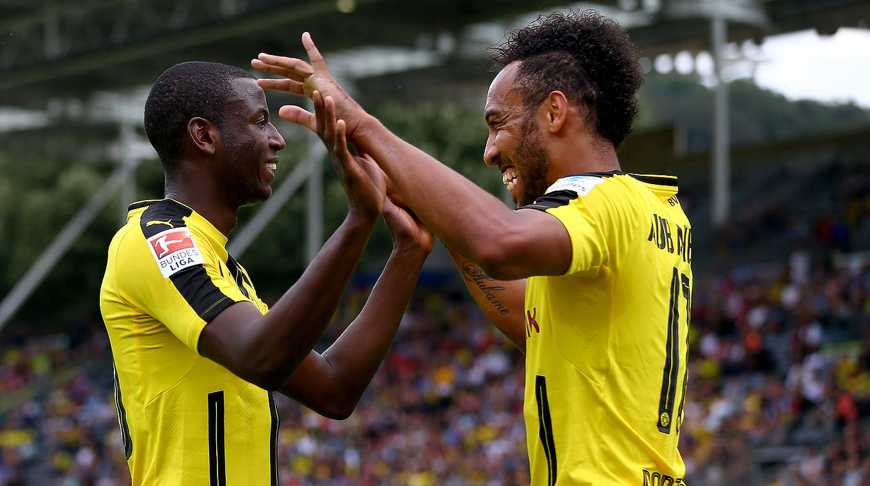 Dortmund Gegen St. Pauli