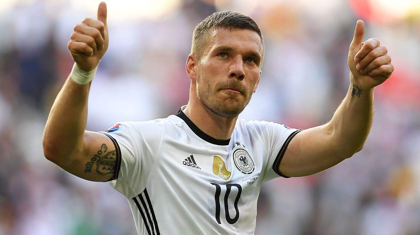 Lukas Podolski Spielerprofil DFB Datencenter