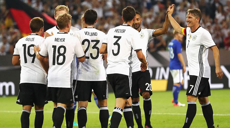 Fußball Deutschland Finnland